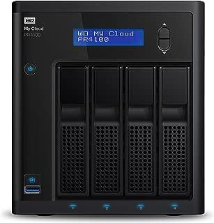 WD 40 TB My Cloud Pro Series PR4100