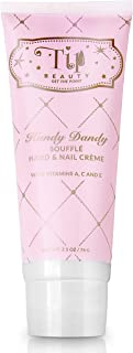 Tip Beauty Hydrating Hand and Cuticle Cream, Handy Dandy Souffle to Strenthen Nails, Best Vitamin Lotion for Skin and Nail, Lemon & Thyme Scented Hand Creme - $15.99