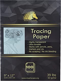 a1 tracing paper pad