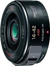 Panasonic LUMIX G X Vario PZ 14-42mm/F3.5-5.6 ASPH./Power O.I.S.  H-PS14042M-K Black - International Version (No Warranty)
