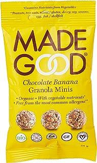 MADE GOOD Chocolate Banana Muesli Minis Pouch, 24 gm