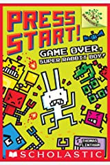 Game Over, Super Rabbit Boy! A Branches Book (Press Start! #1) Kindle Edition