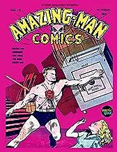 Amazing Man Comics #16