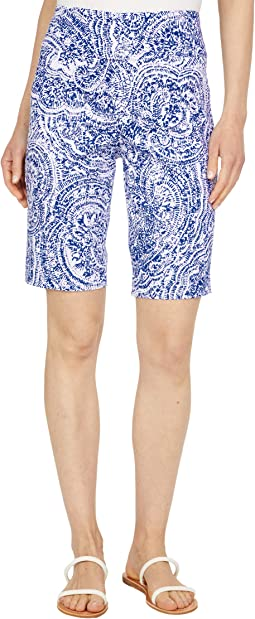 Sand Castles Pull-On Shorts