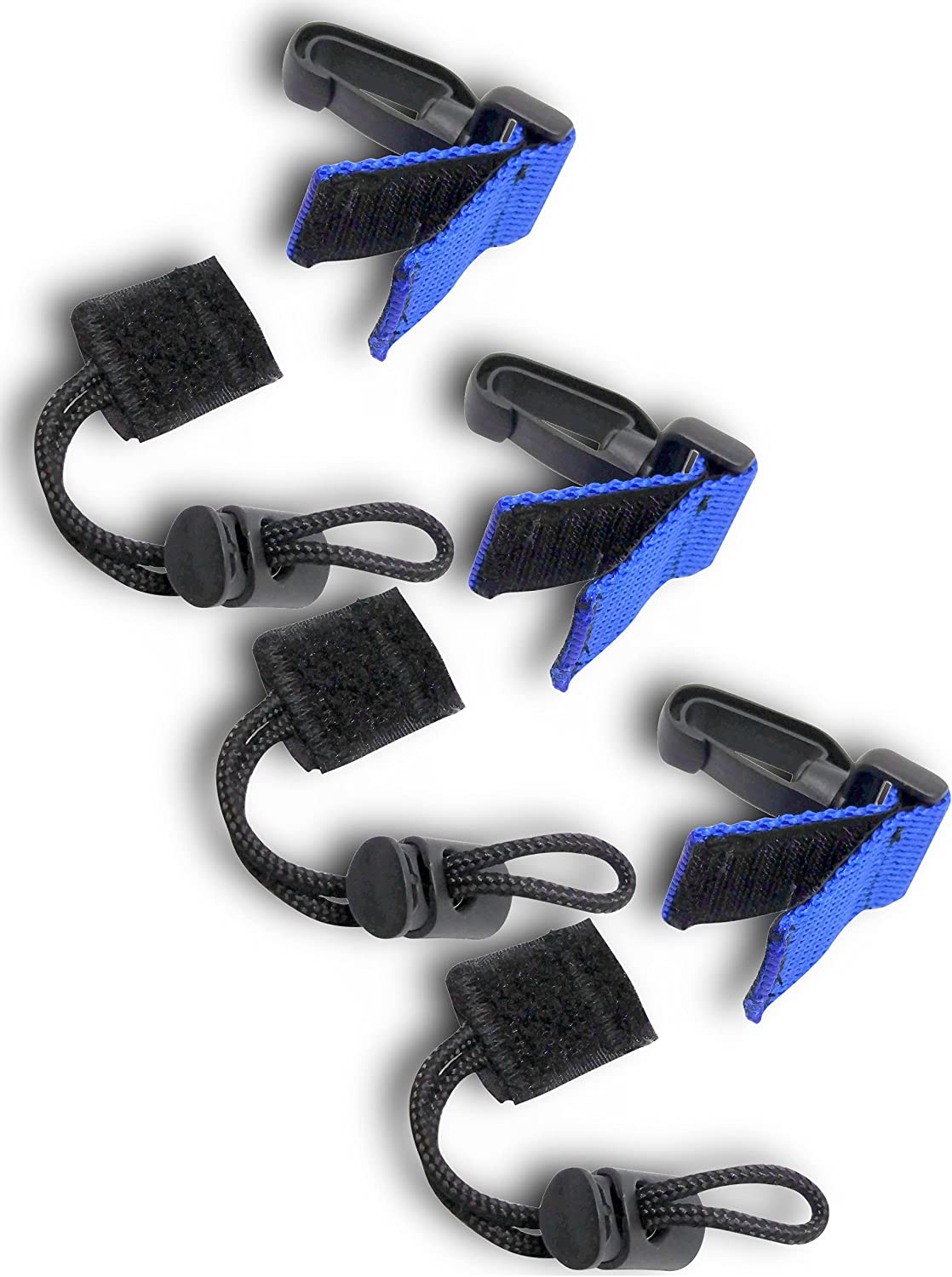 Scuba Max 53% OFF National products Clips 3-Pack – Corrosion-Resistant Un Lightweight