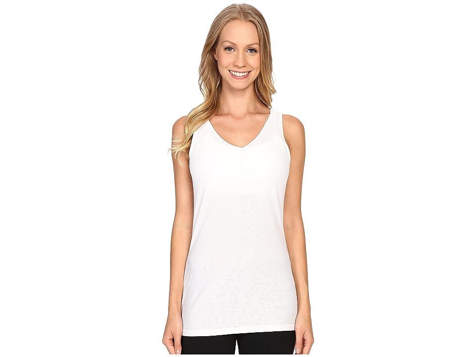 ExOfficio Give-N-Go(r) Tank Top (White) Women
