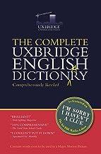 The Complete Uxbridge English Dictionary: I'm Sorry I