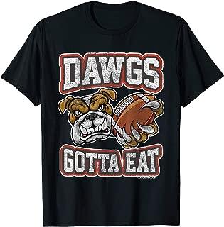 Distressed Dawgs Gotta Eat CLE Shirt