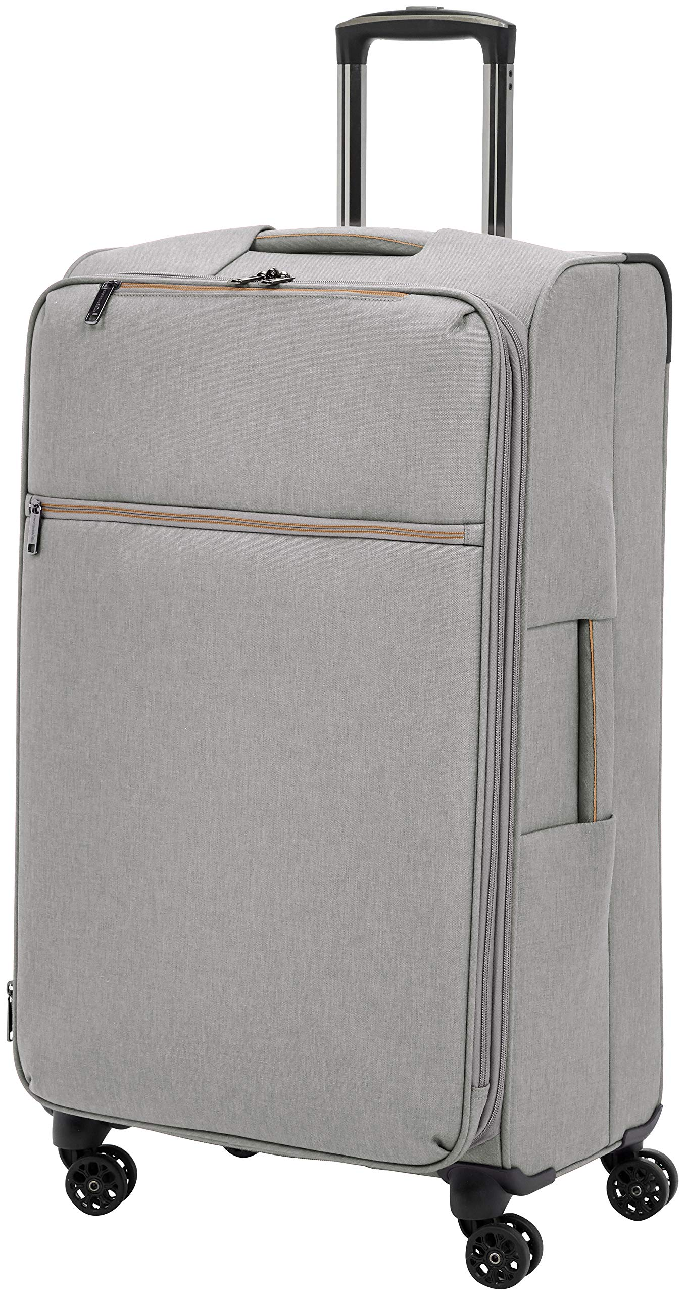 AmazonBasics Belltown Softside Luggage Suitcase