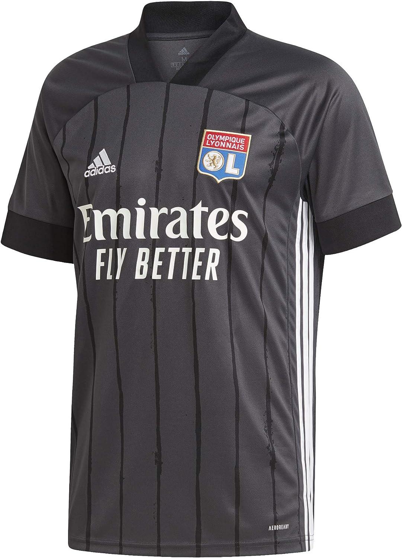 Fresno Mall adidas Olympique Lyonnais Away Shirt 21-XL 4 years warranty 2020