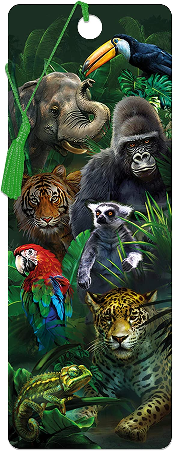 3D LiveLife Max 66% OFF Bookmark Max 66% OFF - Jungle Deluxebase. Pals Boo A from