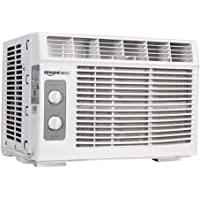 Deals on Amazon Basics Window-Mounted Air Conditioner
