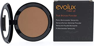 Noche y Dia Evolux by Night & Day G01.445.57 Polvo Bronceador Terracota Color N.57, Evolux True Bronze Powder, 12 gr