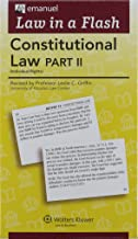 Law in A Flash Cards: Multistate Bar Review Set (Law in a Flash Cards Ser)