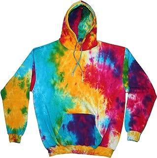 Youth & Adult Tie Dye Pullover Hoodie