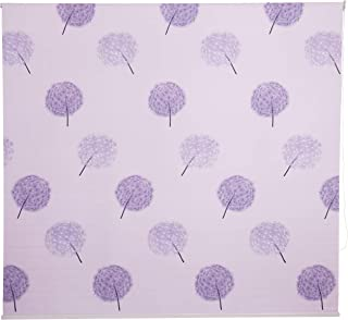 3D Roller Curtain Flowers 200 * 200 cm 8804, Multi Color, Mixed Material