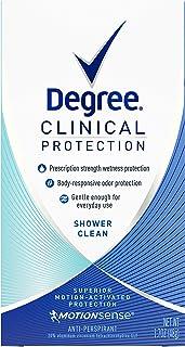 دئودورانت ضد عرق بالینی زنان درجه بندی ، تمیز کننده دوش ، 1.7 اونس