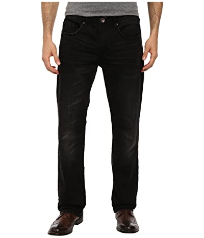 Buffalo David Bitton Torpedo Stretch Twill in Charcoal (Charcoal) Men