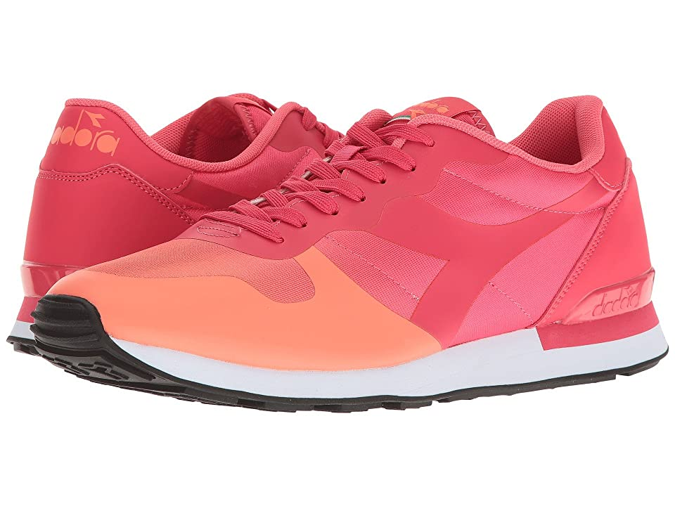 Diadora Camaro MM (Red Flame) Athletic Shoes