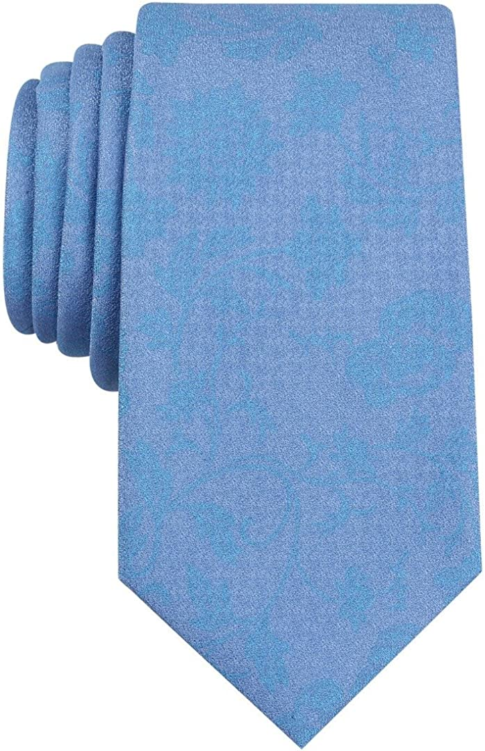 Perry Ellis Mens Ruben Self-Tied Necktie
