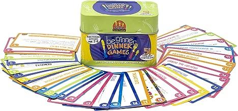 Continuum Games Beginner Dinner Games - Family Dinnertime Fun