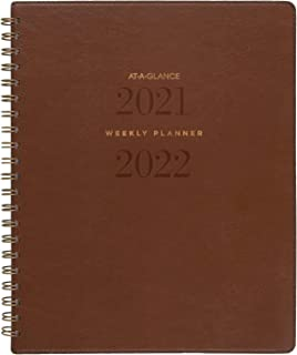 "$28 » Academic Planner 2021-2022, AT-A-GLANCE Weekly & Monthly Planner, 8-1/2"" x 11"", Large, for School, Teacher, Student, Signa..."