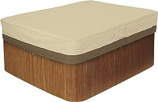 Classic Accessories Veranda Rectangular Hot Tub Cover, Medium