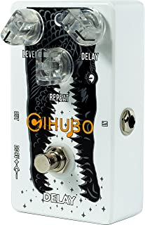 GIHUBO GH-21 Guitar Delay Effect Pedal With True Bypass