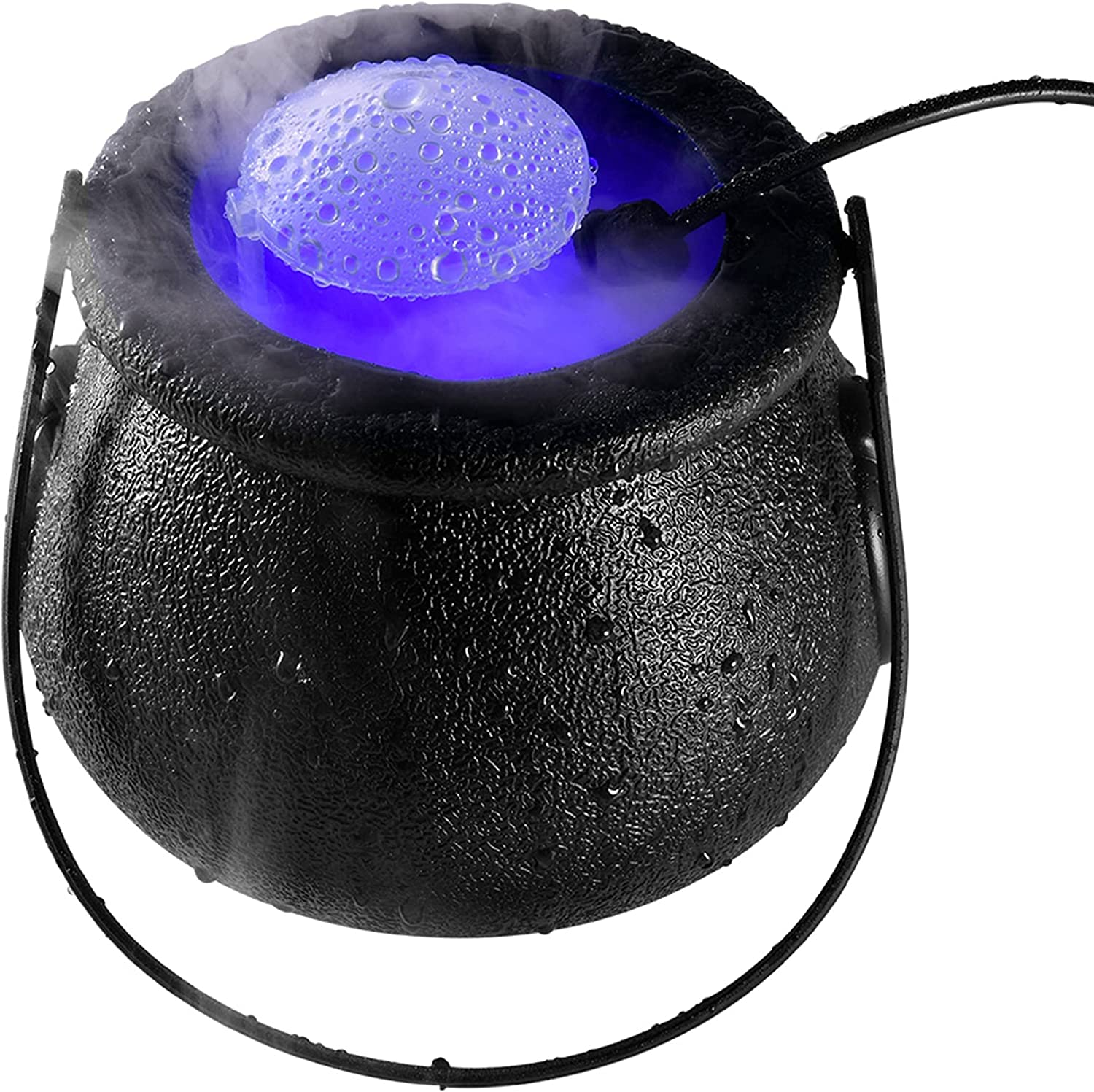Rosebellee Halloween Witch Jar Shaped Now shipfree on sale Changing Color LED Light
