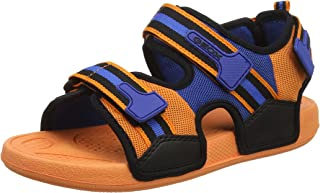 Geox Boy's J Sandal ULTRAK BOY Athletic Sandals