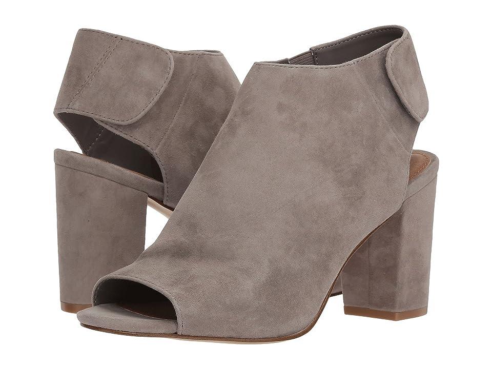Steve Madden Nonstp Heel (Grey Suede) Women