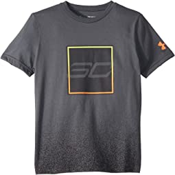 Pitch Grey/Orange Glitch