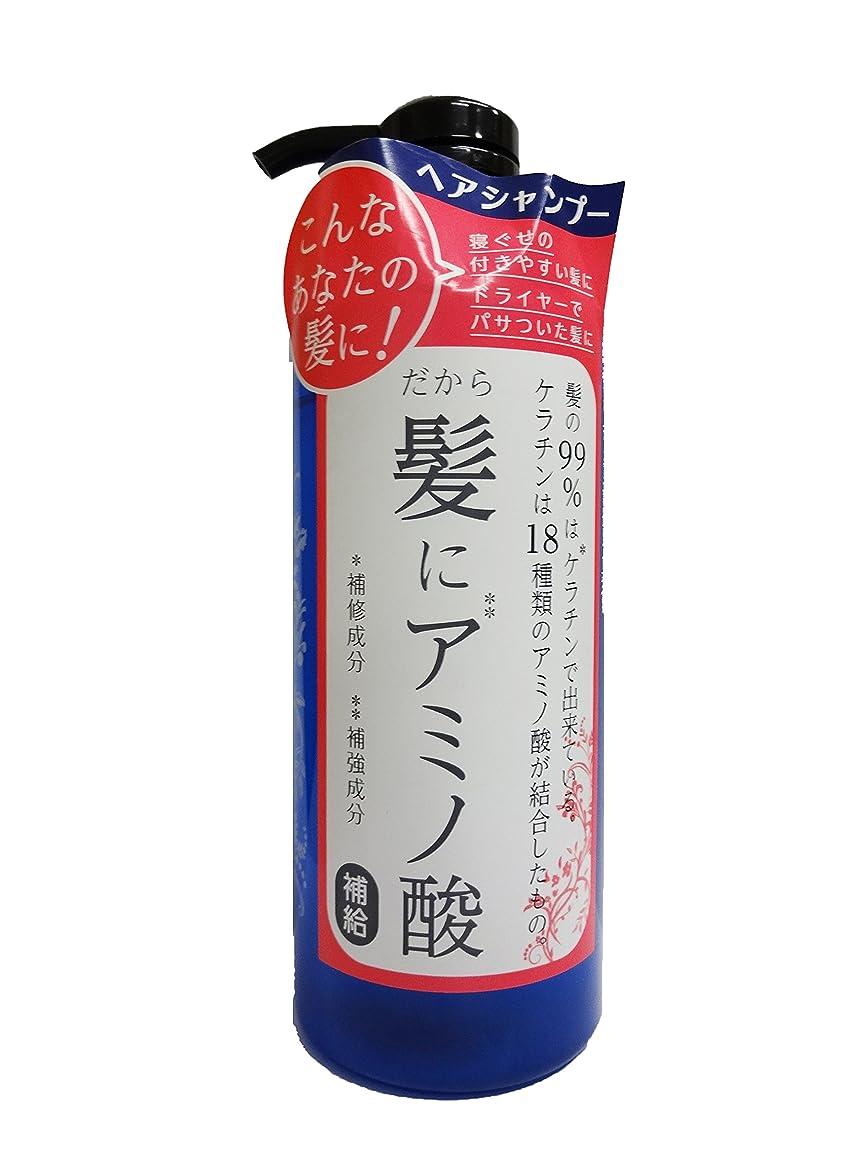 洗うフェリー愛情深いビピット アミノ酸シャンプー 500ml