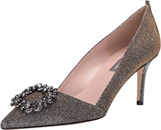 حذاء نسائي من SJP من سارة جيسيكا باركر ساسكس بطرف مدبب مزين بمقدمة مدببة