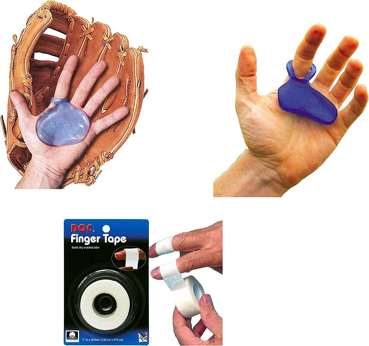 Hot Glove We OFFer at cheap prices Baseball Sting Luxury Pad Pro Piece Hand Protection 3 Bundle