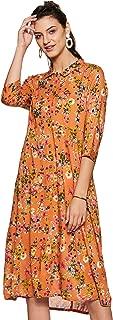 ABOF Cotton Shirt Dress