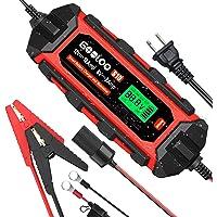 Deals on GOOLOO S10 10 Amp 6V/12V Smart Car Battery Charger