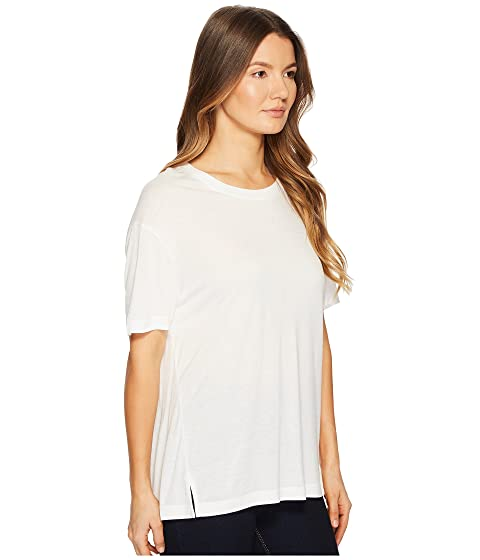 Vince Short Sleeve Drapey Crew White Free Shipping Shopping Online Best Seller Cheap Price Best Seller Cheap Online ez6jzcyj