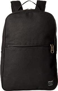 filson black backpack
