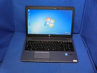 【中古】 ヒューレット・パッカード HP ProBook 450 G1 Notebook PC ノートパソコン Core i5 4200M メモリ8GB 320GBHDD DVDスーパーマルチ Windows7 Professional 64b...