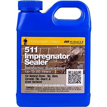 Miracle Sealants 511QT6 511 Impregnator Penetrating Sealers, Quart