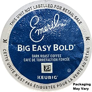 BIG EASY BOLD COFFEE K CUP 120 COUNT (Packaging May Vary)