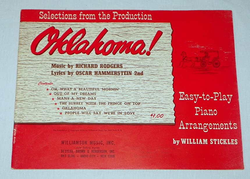 Selections from the Production Oklahoma!