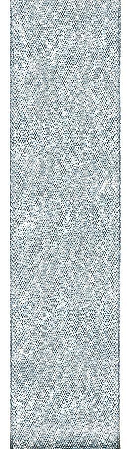 Offray Galena Metallic Craft Ribbon, 1/8-Inch Wide by 30-Yard Spool, Silver