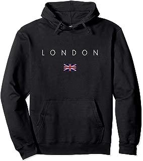 London Pullover Hoodie Fashion International XO4U Original