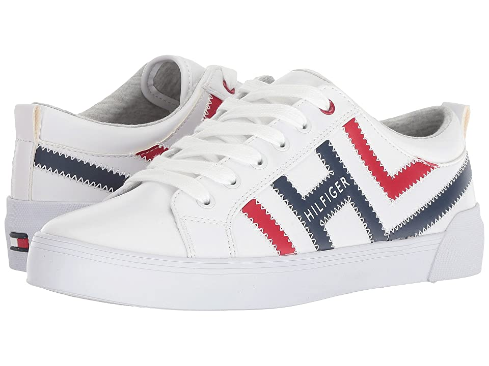 Tommy Hilfiger Pema (White Signature) Women