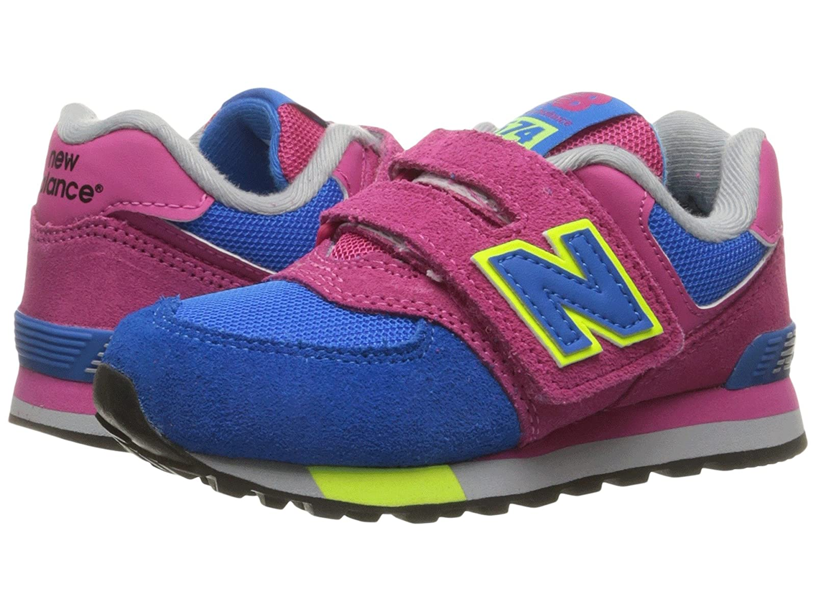 New Balance Kids KV574v1 Cut & Paste (Little Kid/Big Kid)Cheap and distinctive eye-catching shoes