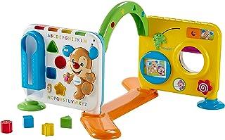 Centro de aprendizaje para gatear, reír y aprender, de Fisher-Price, Multicolor