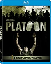 Platoon (Blu-ray) Cover Art