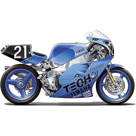 フジミ模型 1/12 BIKEシリーズ No.9 ヤマハ YZF750 TECH21レーシングチーム 1987年鈴鹿8耐仕様